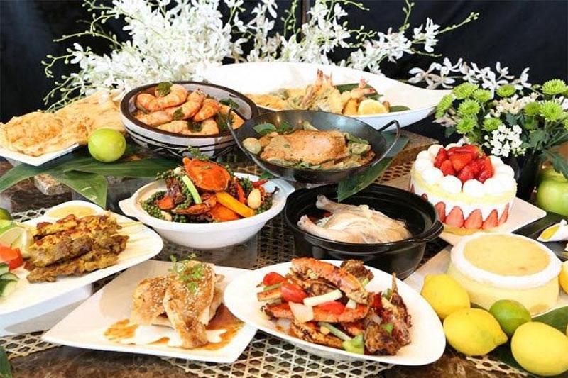 Đặt tiệc tại nhà Tp. HCM với thực đơn món ăn đãi tiệc lý tưởng nhất