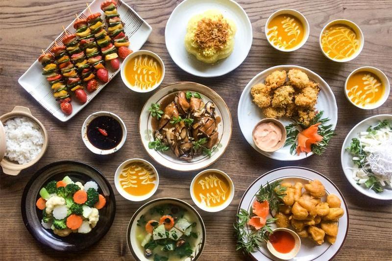 Có ngay một thực đơn nấu tiệc đám giỗ chay hoàn hảo dành cho bạn