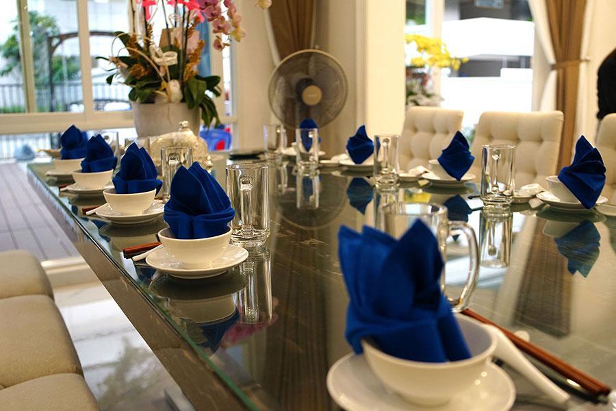 Tận hưởng những lợi ích của dịch vụ tiệc tận nơi cùng Hai Thụy Catering